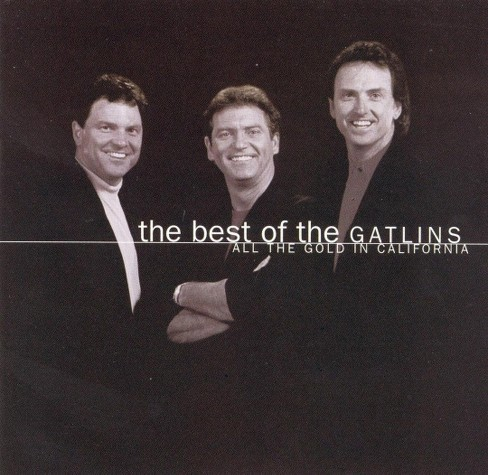 Larry gatlin - Best of the gatlins:All the gold in c (CD) - image 1 of 1