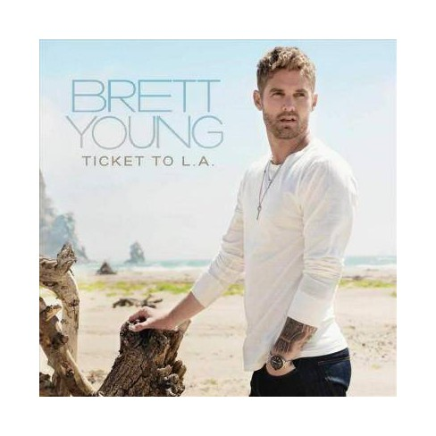 Brett Young Ticket To L.A. (CD) - image 1 of 1
