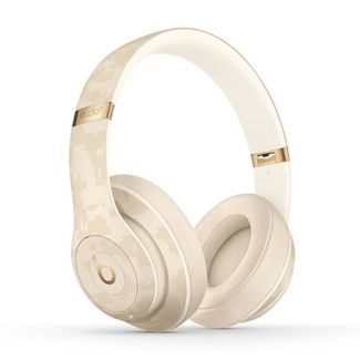 Beats Studio3 Wireless Over-Ear Headphones - Beats Camo Collection - Sand Dune