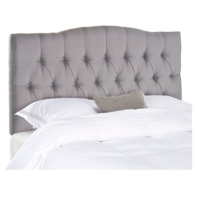 Axel Tufted Headboard - Arctic Gray (KING)- Safavieh®
