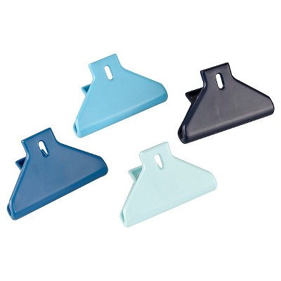 4 Pk Bag Clips - Room Essentials™