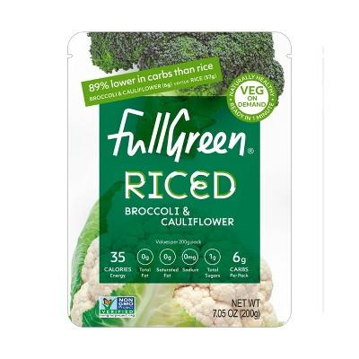FullGreen Riced Broccoli & Cauliflower - 7.05oz