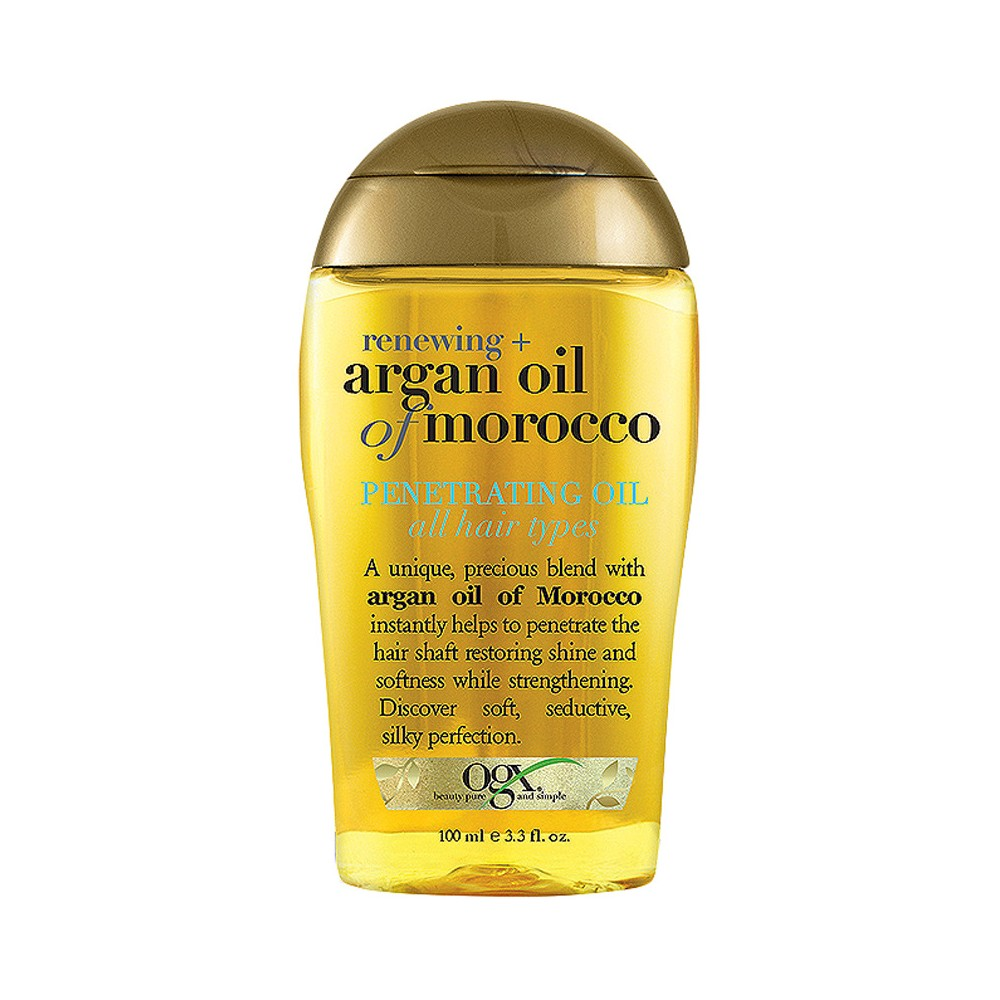 Image of OGX Moroccan Penetrating Oil Regular - 3.3oz