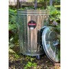 Behrens 20gal Galvanized Steel Composter Can with Lid - image 3 of 4