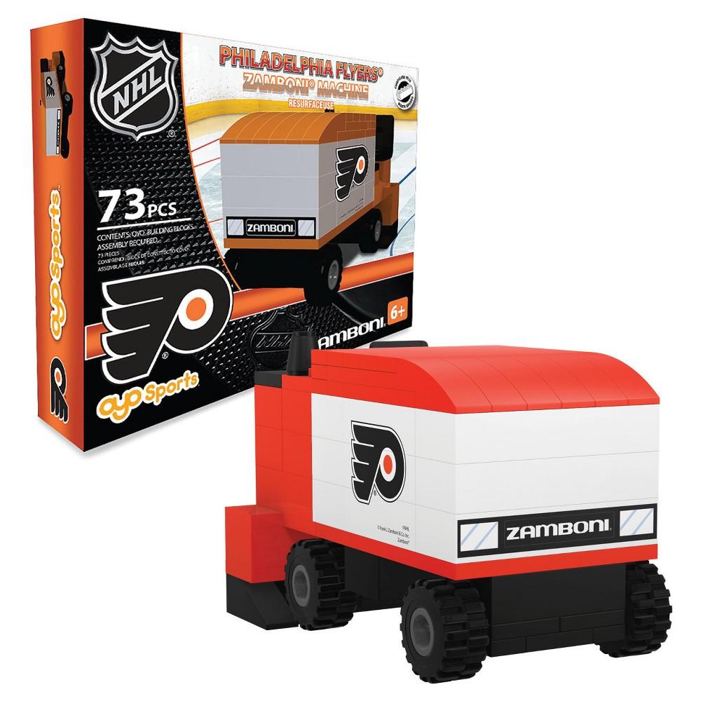 NHL Philadelphia Flyers Oyo Zamboni Set