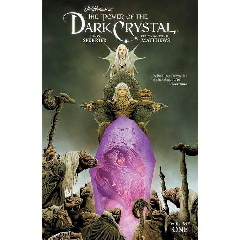 Jim Henson's the Power of the Dark Crystal Vol. 1 - by  Simon Spurrier (Paperback) - image 1 of 1