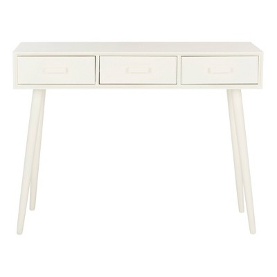 Albus 3 Drawer Console Table - Safavieh