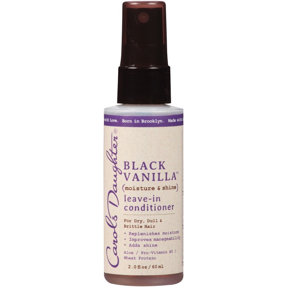 Image of Carols Daughter Black Vanilla Leave-In Conditioner - 2.0 fl oz
