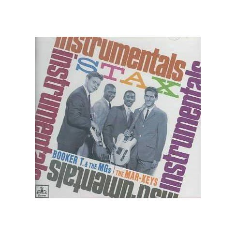 Booker T.  &  the MG's - Stax Instrumentals (CD) - image 1 of 1