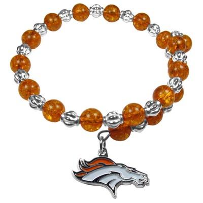 NFL Memory Wire Snowflake Bracelet