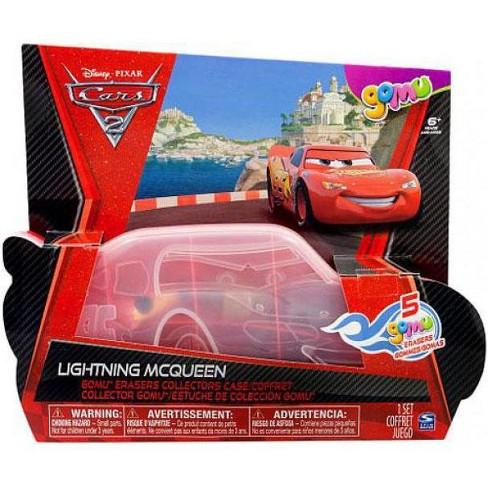 Disney / Pixar Cars Cars 2 Gomu Lightning McQueen Collector's Case - image 1 of 2
