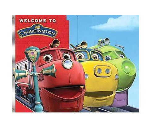 Welcome to Chuggington (Board) by Scholastic Inc. - image 1 of 1