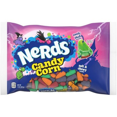 Nerds Halloween Candy Corn - 15oz