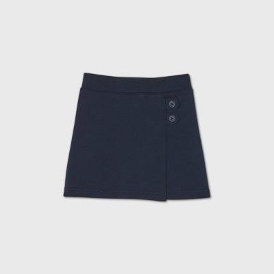 Toddler Girls' Stretch Uniform Knit Skorts - Cat & Jack™