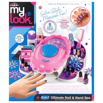 MY LOOK 5-in-1 Ultimate Nail & Hand Spa Activity Kit