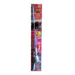 Kid Casters Jimmy Houston No Tangle Fishing Rod - Pink