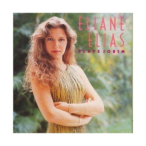 Eliane Elias - Eliane Elias Plays Jobim (CD) - image 1 of 1