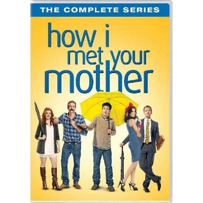 How I Met Your Mother: The Whole Story (DVD)