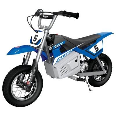 Razor 24V MX350 Dirt Rocket Powered Ride-On - Blue