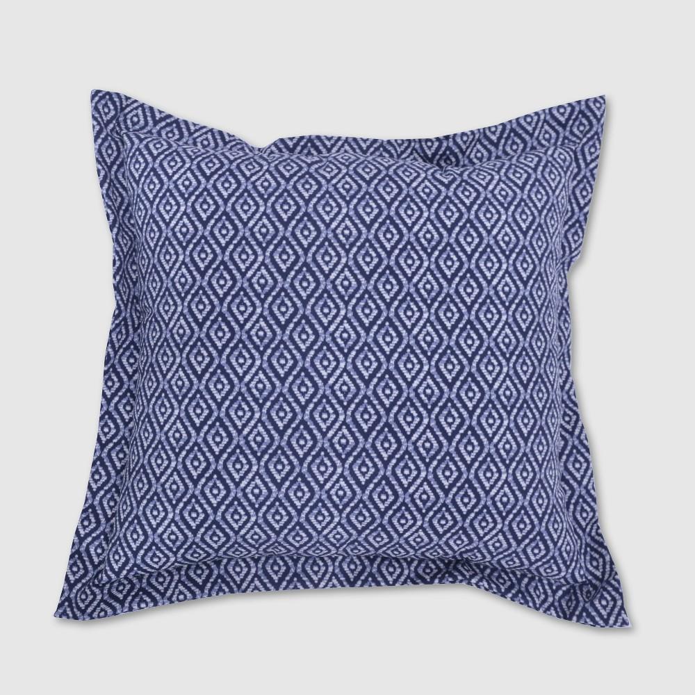 Mara Outdoor Deep Seat Pillow Back Cushion - Threshold, Blue