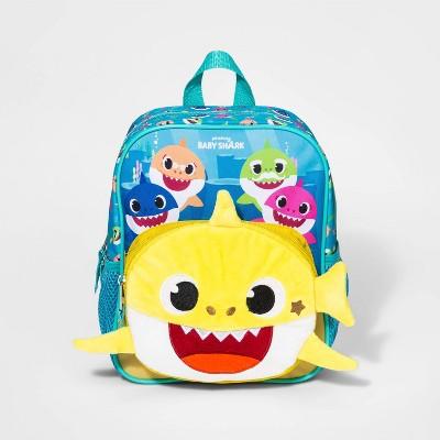 Toddler Baby Shark Backpack