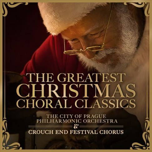 Crouch end festival - Greatest christmas choral classics (CD) - image 1 of 1