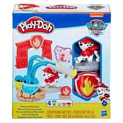 Play-Doh PAW Patrol Rescue Marshall 4pk