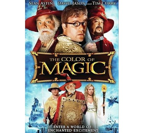 Color Of Magic (DVD) - image 1 of 1