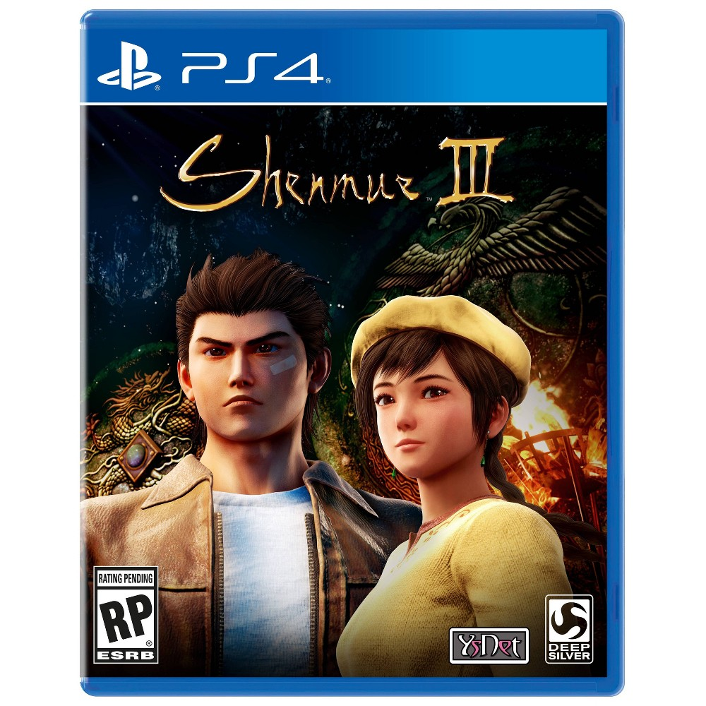Shenmue III - PlayStation 4 was $39.99 now $27.49 (31.0% off)
