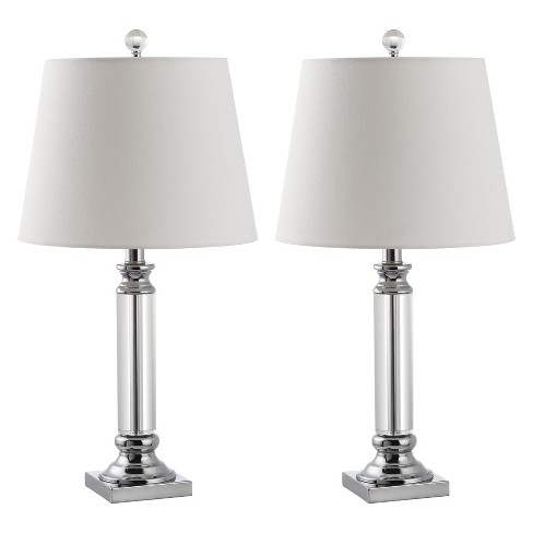 Omnia Crystal Table Lamp (Set Of 2) - Safavieh® - image 1 of 4