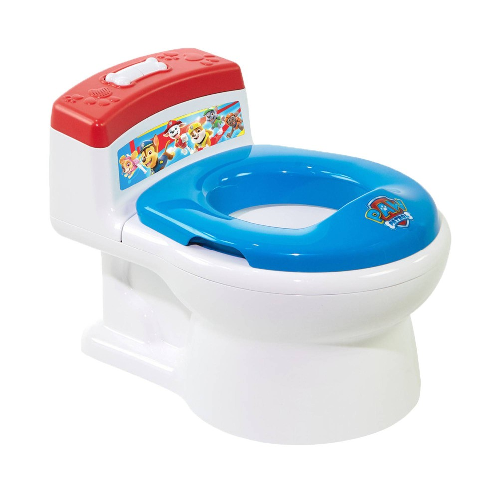 Image of Nickelodeon ImaginAction Paw Patrol Chase Train & Transition Potty System