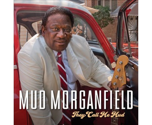 Mud Morganfield - They Call Me Mud (CD) - image 1 of 1