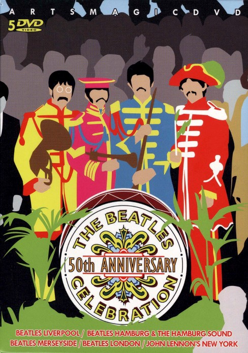 Beatles 50th anniversary celebration (DVD) - image 1 of 1