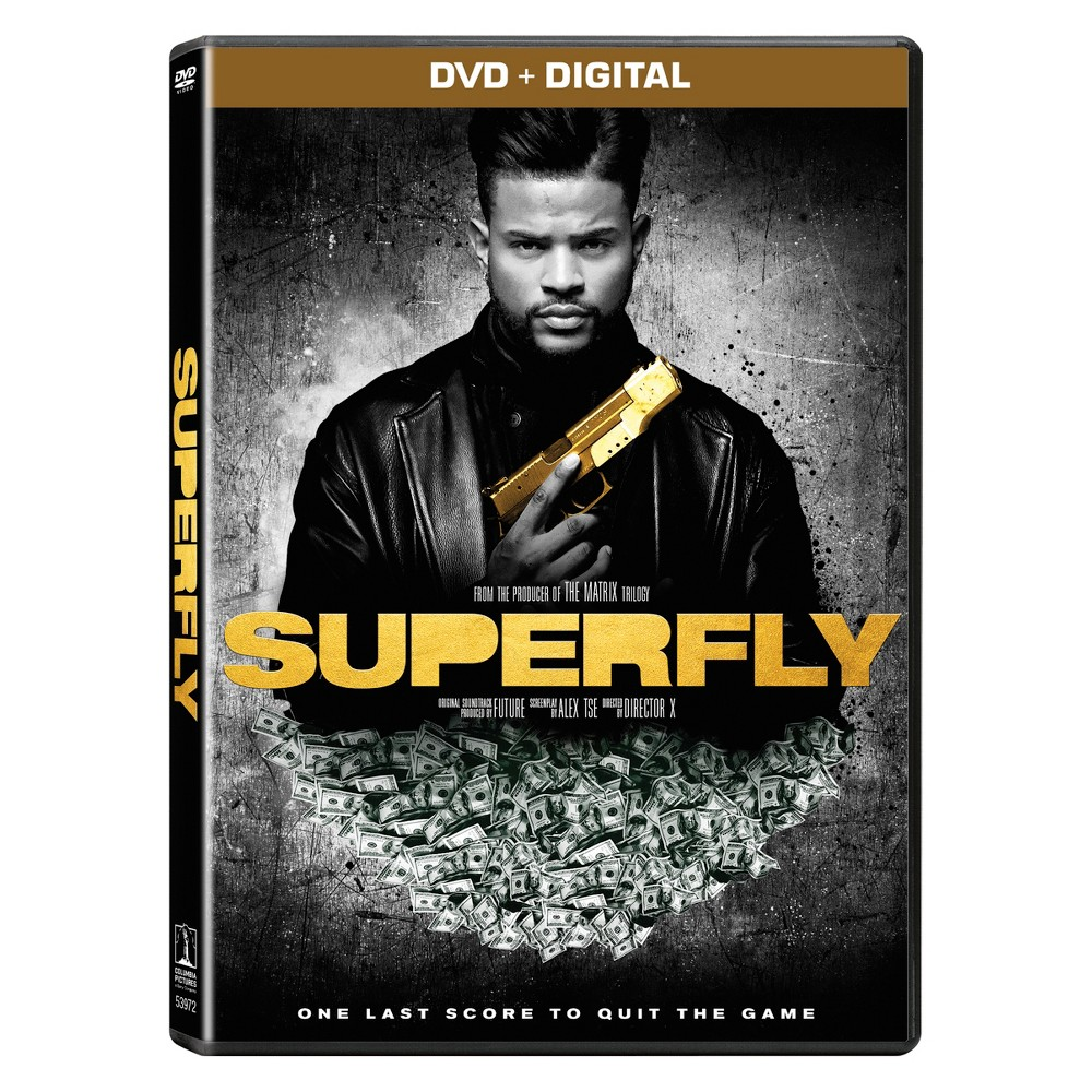Superfly (Dvd), Movies