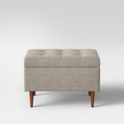 Lemoor Mid Century Ottoman with Storage  - Project 62™
