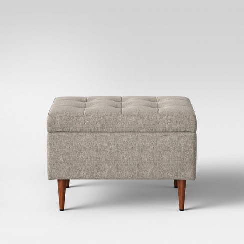 Lemoor Mid Century Ottoman with Storage  - Project 62™ - image 1 of 4