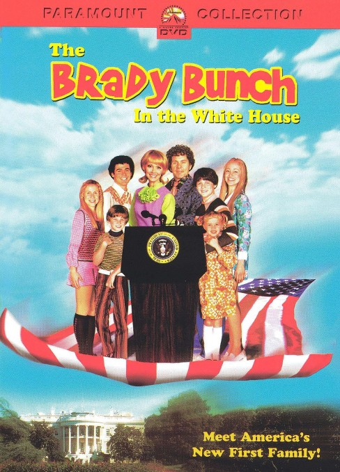 Brady bunch in the white house (DVD) - image 1 of 1