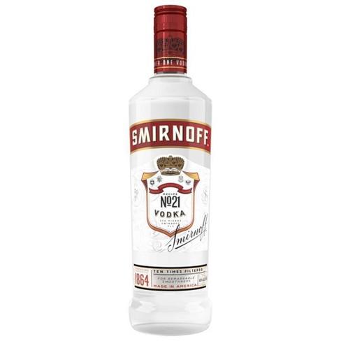 Smirnoff Vodka - 750ml Bottle - image 1 of 3