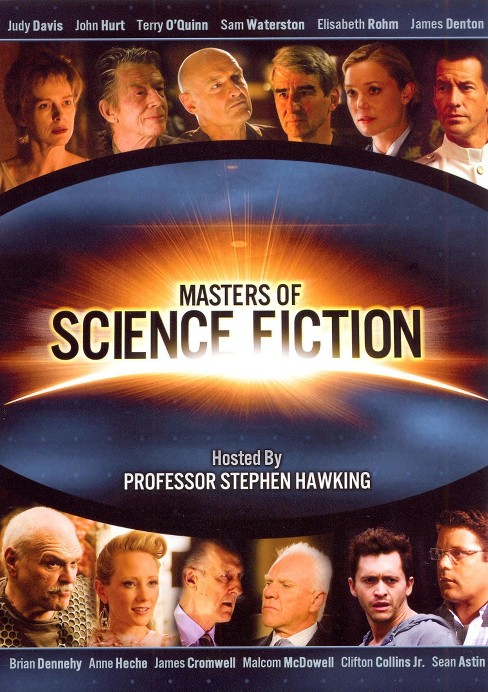 Masters Of Science Fiction (DVD) - image 1 of 1