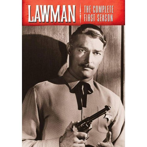 Lawman: The Complete First Season (DVD) - image 1 of 1