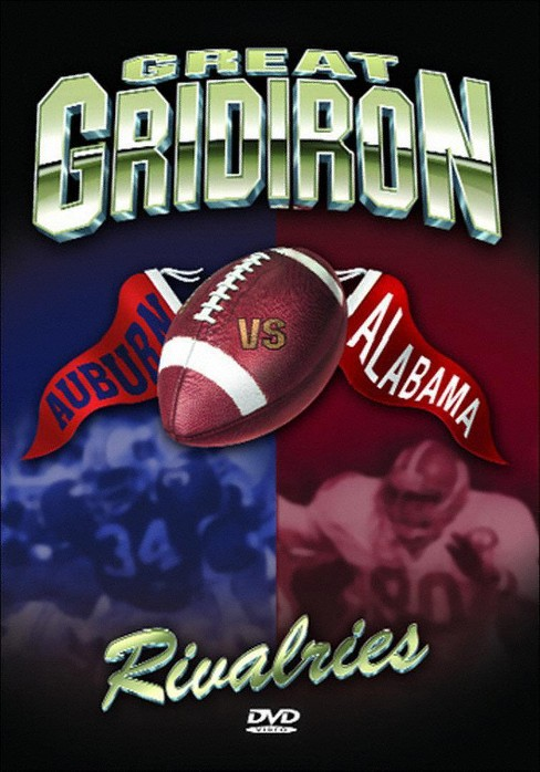 Great gridiron rivalries (DVD) - image 1 of 1