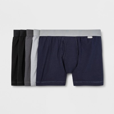 Men's Boxer Briefs 5pk - Goodfellow & Co™