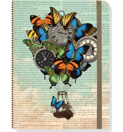Time Flies Journal (Hardcover) - image 1 of 1