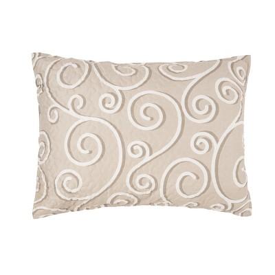 C&F Home Elmont Contemporary Scroll Quilt Mini Set : Target