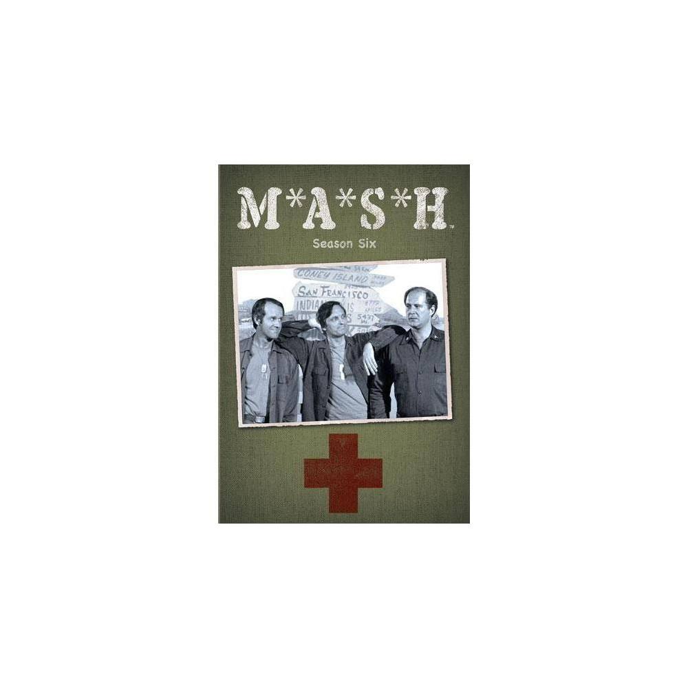 M A S H Season Six Dvd 2008
