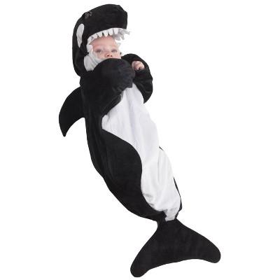 Baby Whale Halloween Costume 0-6M