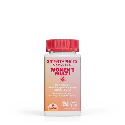 SmartyPants Women's Multi Capsule - 30ct