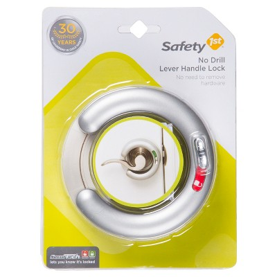 Safety 1st® No Drill Lever Handle Lock
