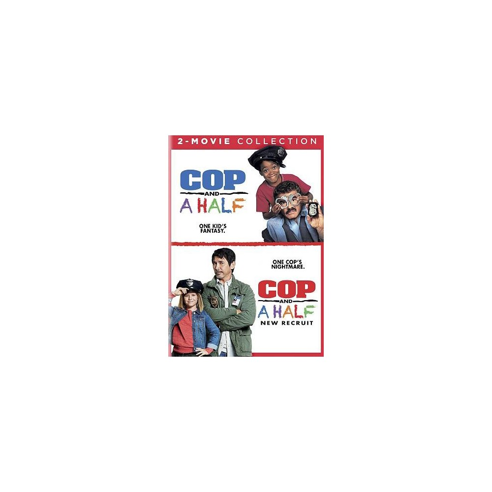 Cop And A Half:2 Movie Collection (Dvd)