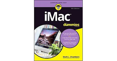 iMac for Dummies (Paperback) (Mark L. Chambers) - image 1 of 1
